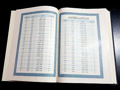 The holy Quran  Koran. Arabic text. King Fahad  P. in Madinah 2018 Big size 11