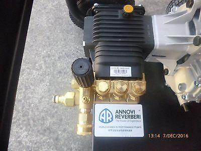 New  Black Jet 15 Hp 4800 Psi  High  Pressure Water Washer Cleaner Italian Pump
