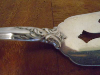 Old Master Towle Sterling Silver Salad Fork No Initial 1942 Individual Pierced 3