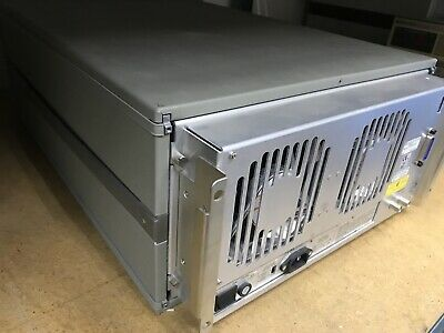 HP 4142B Main Frame ,Module DC Source /Montitor Hewlett Packard ID-AWW-7-4-002 5