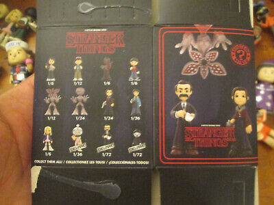 Funko Pop Mystery Minis Stranger Things Series Season 1 2 3 Complete Collection 5