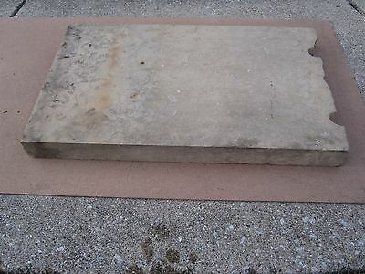 Antique Frank Lloyd Wright Freeman House Los Angeles Ca Architectural Artifact 11
