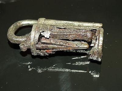 Superb Viking Iron  padlock. c 800-1000 AD 4