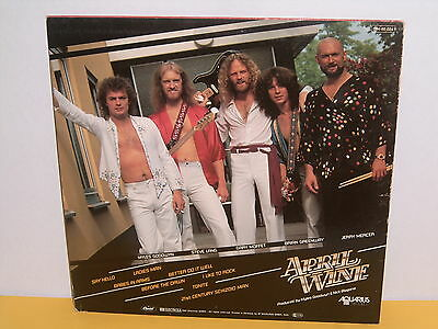 Lp - April Wine - Harder Faster
