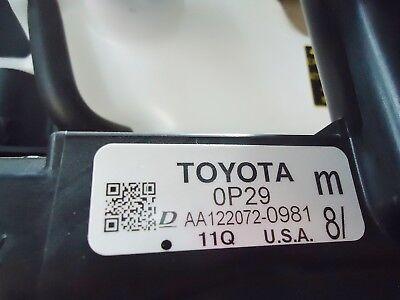 Toyota Highlander  New Radiator Assemble 0P29 Aa122072-0981, Denso Aa422750-4895