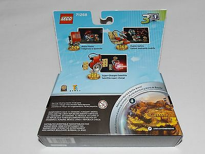 Fun Pack CHIPS TAGS ONLY w// tracking Lego Dimensions 71258 E.T