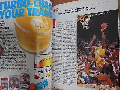 Men's Fitness January 1992- Physique Magazine- 4