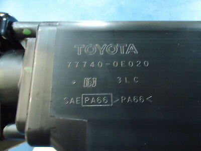 Toyota Highlander New Vapor Charcoal Canister Assy. P/n 77740-0E020-00