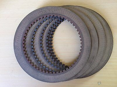 Clutch Disc Kit Clark Transmission Heavy Equipment, Parts & Attachments Business & Industrial