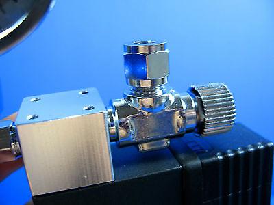 CO2 Pression Régulateur System- magnétique Solenoid Bubble tank contre 7
