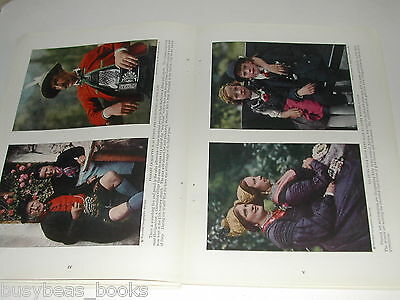 1929 magazine articles x2 on the Danube and Austria, color pics, history, people 8
