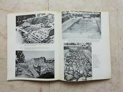 ARCHEOLOGIA/CAFARNAO Gli Edifici della Citta'-Virgilio C.Corbo 5