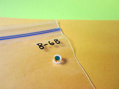 Optical Spectra Physics Hene Anode Lens Filter Laser Optics Bin#8-68 7