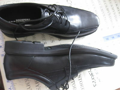 575645cbef0aaa ... NEW Rockport ADIPRENE BY ADIDAS Business Lite ST Bike Front Mens Dress  Shoes 6