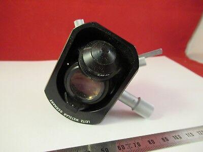 Leitz Wetzlar Allemagne Condenseur + Iris Microscope Pièce comme sur Photo # 7