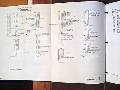 cessna conquest and conquest ii model wiring diagram manual cessna conquest and conquest ii model 441 wiring diagram manual 8