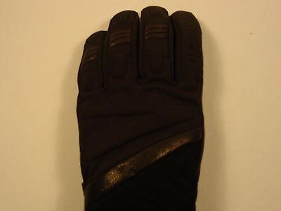 8.5 New Reusch Alpine Ski Gloves LEATHER PALMS Medium #2787256 Radiator Rtex