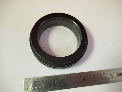 Olympus Japon Stéréo Objectif Verres 1 X Optiques Microscope Pièce Ft-1-41 2