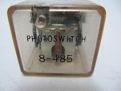 Photoswitch 8-485 Relay 120VAC 5A 1//10HP