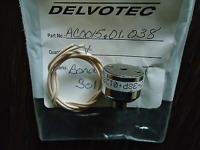 New Delvotec Bond Weight Solenoid # Ac0015.01.038