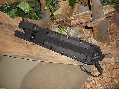 Survival knife/Bowie/M-tech Extreme/Full tang/Heavy duty/Hunting/440C/Zombie 9