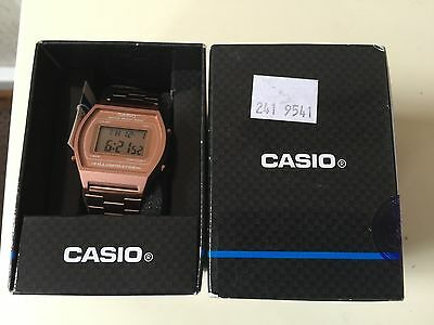 CASIO Digital Vintage Retro Watch B640WC-5AEF Classic Rose Bronze 2