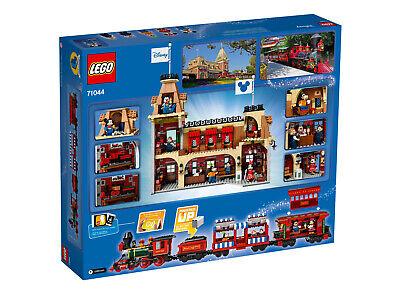 LEGO® 71044 Disney Zug mit Bahnhof inkl. PowerUp I NEU OVP I BLITZVERSAND 5