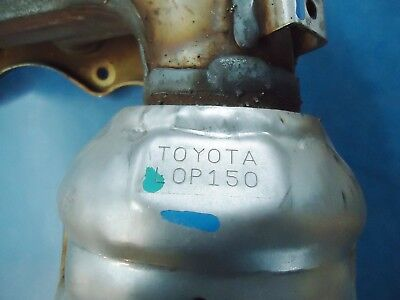 Toyota Highlander New Catalytic Convertet L Op 150 P/N 18450-20110 2