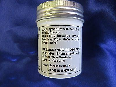 Renaissance Wax - Micro-Crystalline Wax Polish - 65ml (2.25oz) Can 3