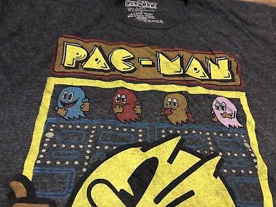 Pacman Classic Action Scene Girl/'s T-Shirt