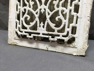 Antique Arched Top Heat Grate Wall Register Decorative Arch 8x12 01-19R 3