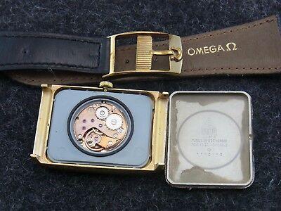 schöne Armbanduhr Omega Genéve Cal.625