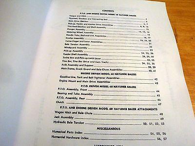 Hayliner 68 Manual