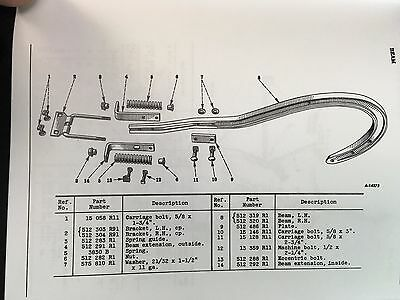 farmall cub plow parts diagram wiring diagram specialties
