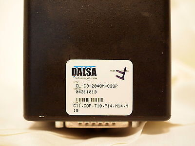 Dalsa Cl-C3-2048M-C39P *New* Image Capture Camera Body 6