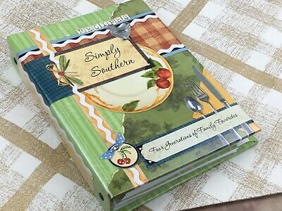 Simply Southern McGie Family Cookbook  New Release! 5