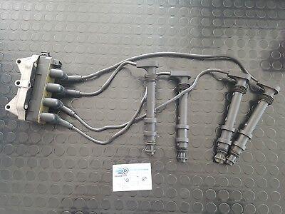 5197.17 Set cavi candele originali 7597720 Fiat 127 sport 70HP