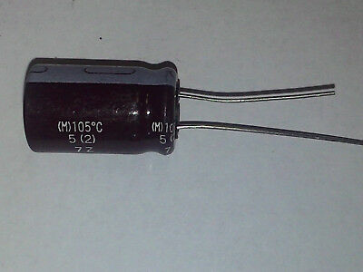5 Vishay Sprague 678D 470uF 40VDC 20/% 105C Radial Electrolytic Capacitors