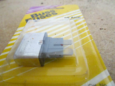 Bussmann  BP/Ccb25 Fuse Circuit Breaker fuse 25 AMP 14.5 Volt Max 3