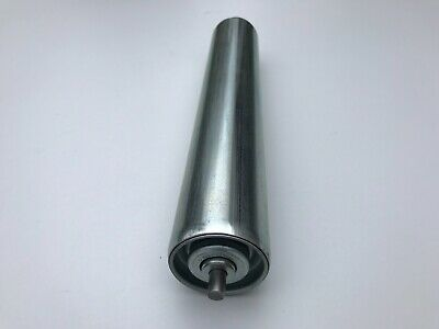 length: 100 mm conveyor roller rollers plastic dia 50 mm with spring axle for gravity conveyor