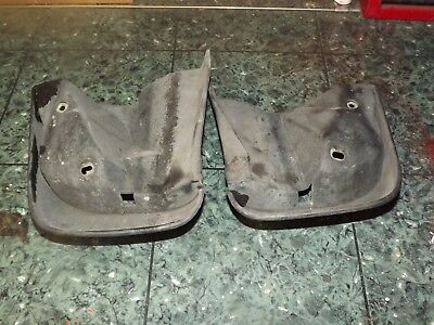 91-95 ACURA LEGEND COUPE REAR MUD GUARDS MUD FLAPS