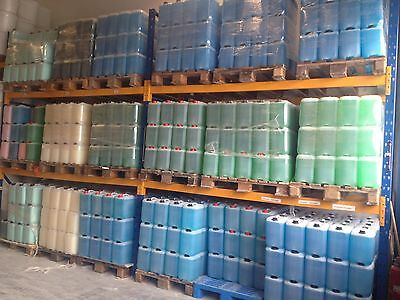 30 Kg Rein Waschpulver(ca 550 Waschladungen) Voll Waschmittel  Markenhersteller 5