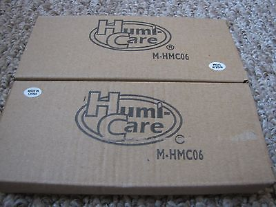 Humi-Care HX10 Crystal Gel Rectangle Humidifier * Two Pack * - New