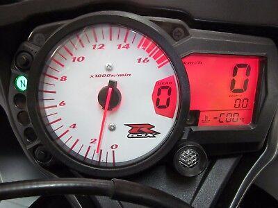 Diagnoseschalter Diagnostic Switch Fehlerspeicher Diagnose Suzuki GSR600 orig