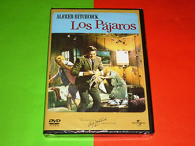 PSICOSIS + LA VENTANA INDISCRETA + LOS PAJAROS Psycho + Rear window + The Birds 5