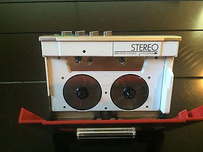 Cassette Walkman REPAIR SERVICE Sony TPS-L2 and WM-3 replace belt tempistgames 10