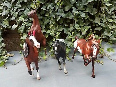 Vintage Breyer Horse Lot of 4
