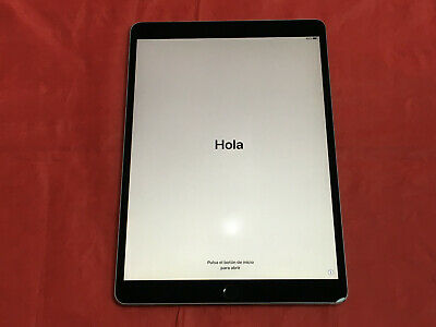 "Apple iPad Pro 2nd Gen 10.5"" 64GB 256GB 512GB WiFi Cellular 4G iOS13 READ MAIN 2"