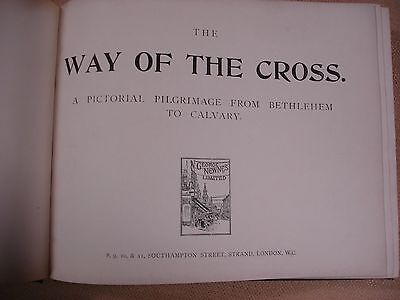 The Way of the Cross - Undated - Bible - FBHP-5 2 • CAD $144.49