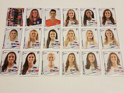 Usa National Team - Pick Any!! - Fifa Women's World Cup France 2019 Panini 2